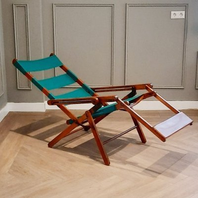 Deck Chair G80 by Thonet, 1930s