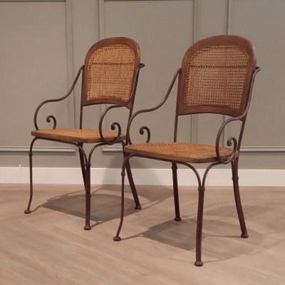 Set of 2 Chairs by Drexel Heritage Furnishing, USA 1980s/1990s