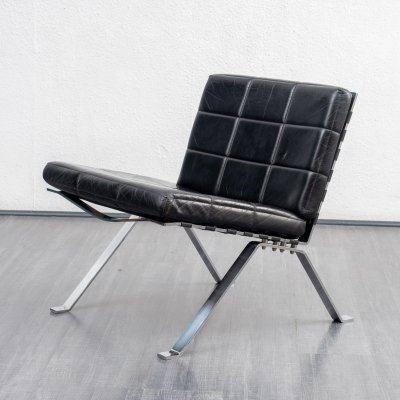 1960s leather armchair from Girsberger