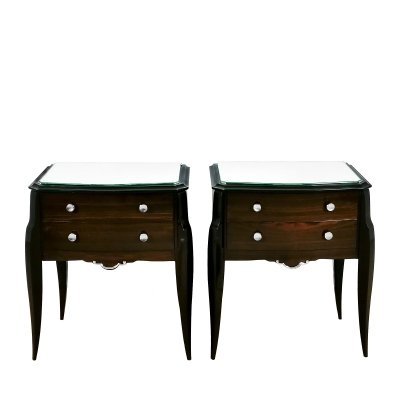 Pair of night stands, France 1940