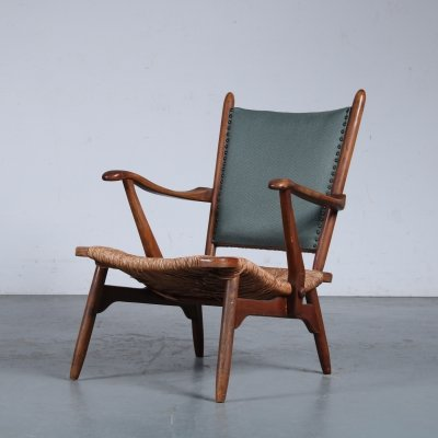 1950s Easy chair by De Ster, Netherlands
