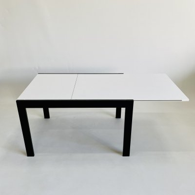 Extendable dining room table by Cees Braakman for Pastoe, Netherlands 1970s