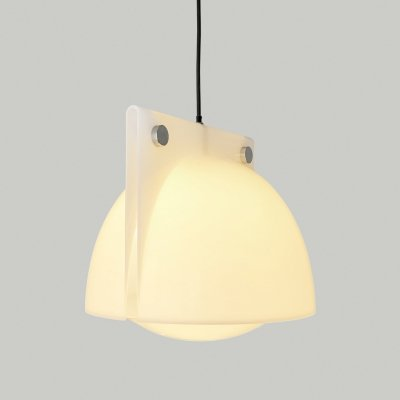 Orione hanging lamp by Ermanno Lampa & Sergio Brazzoli for Harveiluce, 1970s