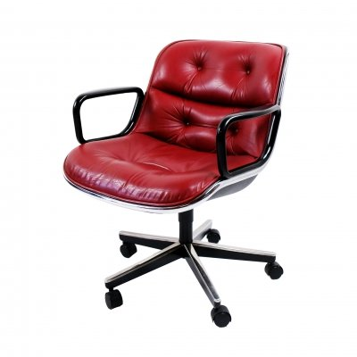 Office Chair by Charles Pollock for Knoll