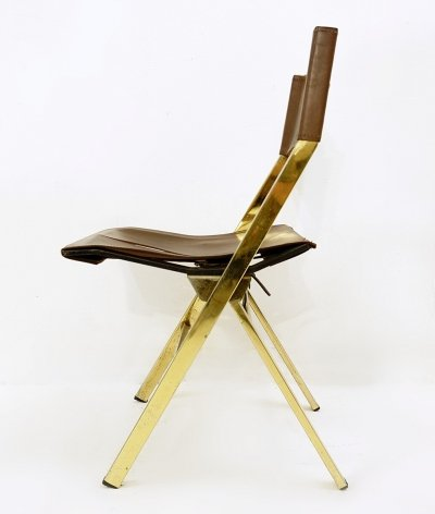 Chair by Emile Souply, 1960s
