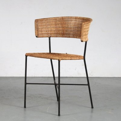 1950s side chair from Austria