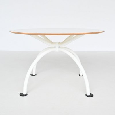 Walter Antonis dining table by I-Form, The Netherlands 1970