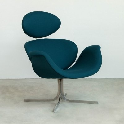 Big Tulip lounge chair by Pierre Paulin for Artifort, 1960s
