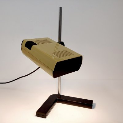 Space Age Design Manade Collection Table Lamp by Jean René Talopp for SAMP Design, 1972