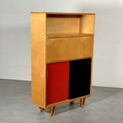 Early two toned CB07 secretary by Cees braakman for Pastoe