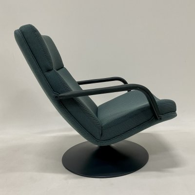 Lounge arm chair 'F142' by Geoffrey Harcourt for Artifort, Netherlands 1972