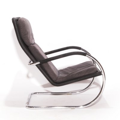 Tecta D35 Cantilever Lounge Chair by Anton Lorenz, 1980s