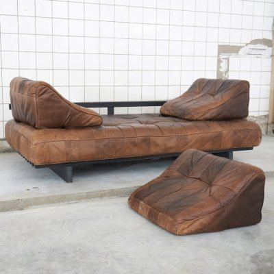 DS 80 daybed by De Sede, 1970s