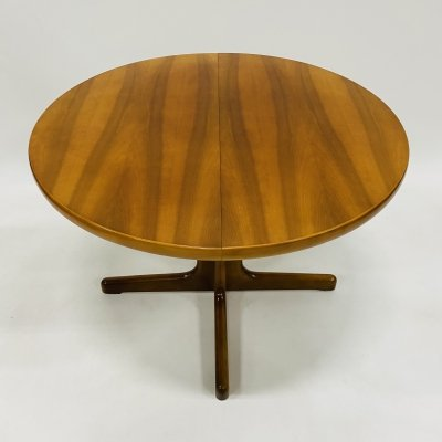 Mid-century extendable dining table for Lübke, Germany 1970s