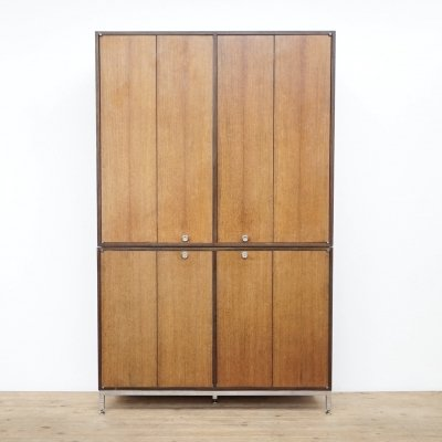 Rare Jules Wabbes cabinet, 1960s