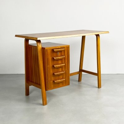 Bentwood Desk by Gordon Russell, c.1950