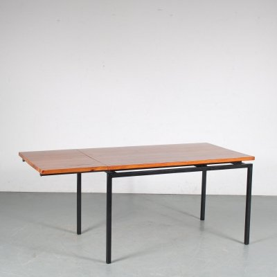 1950s Extendible dining table from the Netherlands