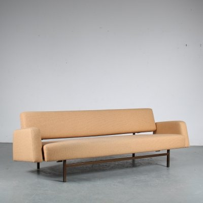 1950s Rare sleeping sofa by Rob Parry for Gelderland, Netherlands