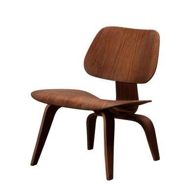 LCW lounge chair by Charles & Ray Eames for Evans, 1940s