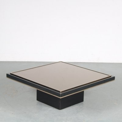 1980s Large luxurious coffee table
