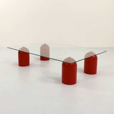 Adjustable Coffee Table from Ambos, 1980s