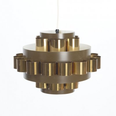Werner Schou pendant lamp for Coronell Elektro A/S