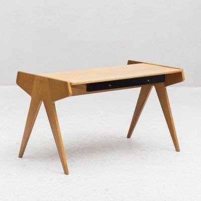 Writing desk by Helmut Magg for WK Möbel, Germany 1950's