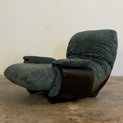 Marsala lounge chair by Michel Ducaroy for Linge Roset, 1970s