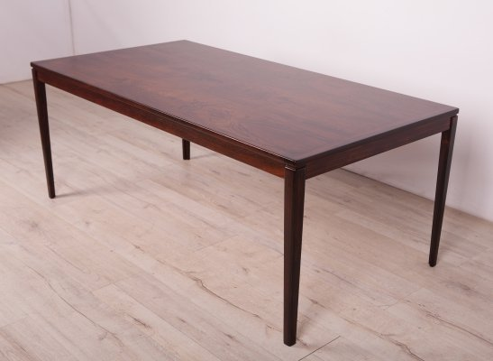 Mid-Century Rosewood Coffee Table from Ulferts Mobler, 1960s