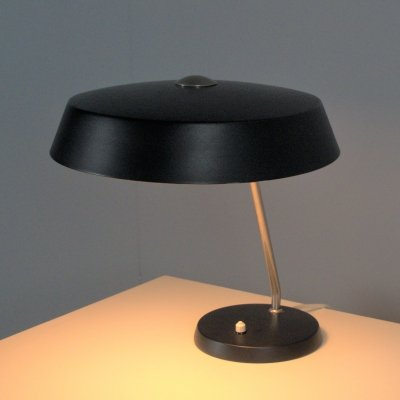 Rare Philips table lamp by Louis Kalff, Netherlands 1950s