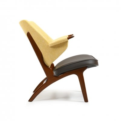 Model 33 Easychair by Carl Edward Matthes, 1950s
