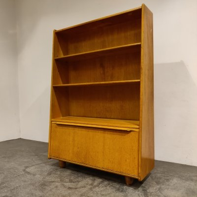 BE03 cabinet by Cees Braamkan for Pastoe, 1950s