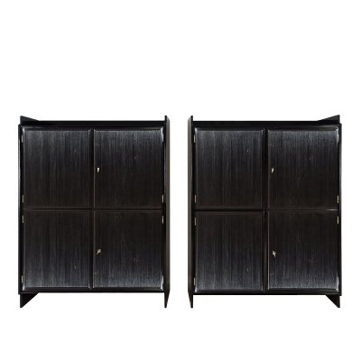 Pair of cabinets, Italy 1940