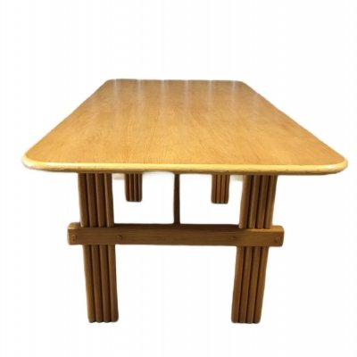 Dining table by Axel Enthoven for Rohé Noordwolde, 1970s