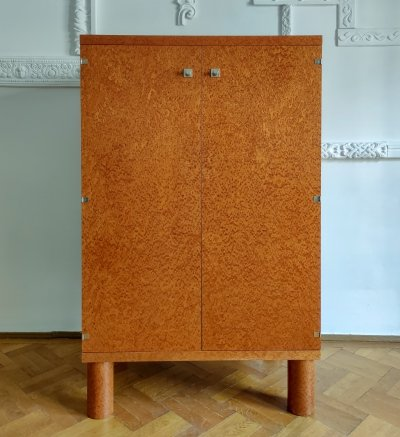 'Donau' Postmodern Cabinet by Ettore Sottsass for Leitner, 1986