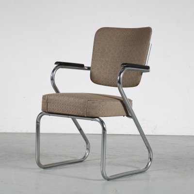 1950s Office chair by Paul Schuitema for Fana, Netherlands