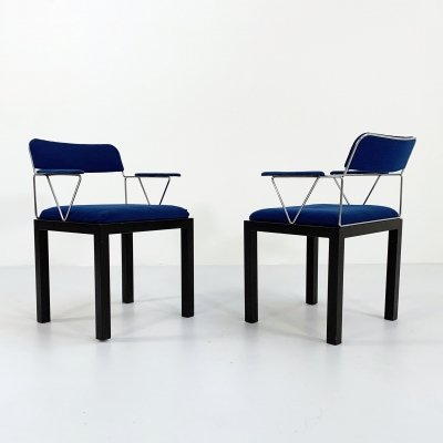 Lodge Chair by Ettore Sottsass for Bieffeplast, 1980s