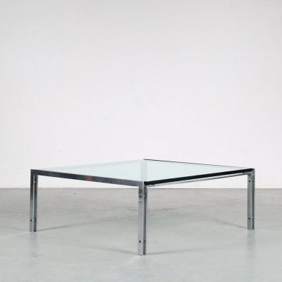 1960s Modern coffee table by Metaform, Netherlands
