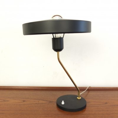'Romeo' Desk Lamp by Louis Kalff for Philips, 1950s
