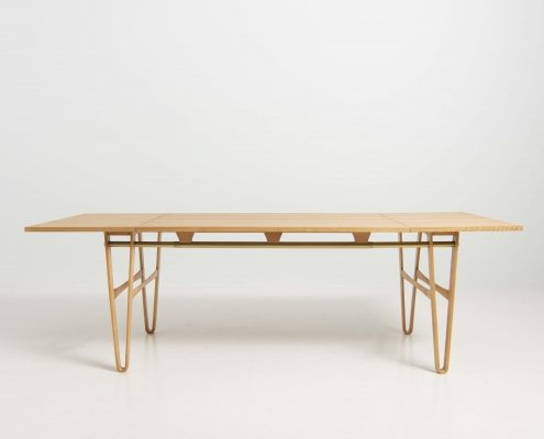 Exclusive Dining Table/Desk, Sweden 1960's