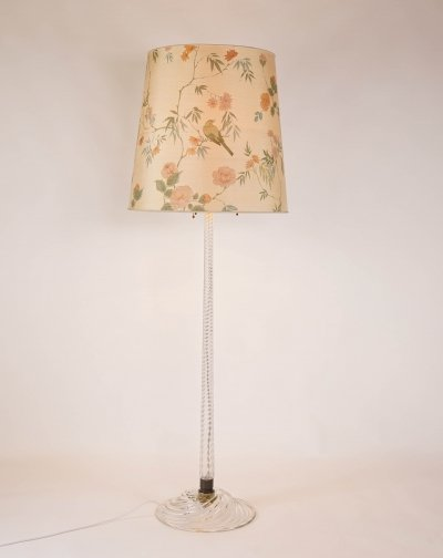 Large Floor Lamp by Carlo Scarpa for Venini