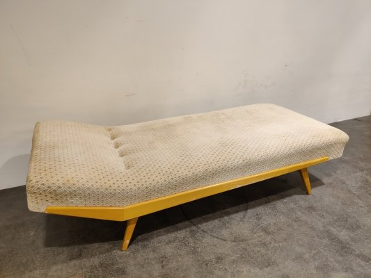 Mid century daybed, 1960s