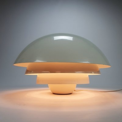 Visiere floorlamp by Sergio Asti for Martinelli Luce, 1970s