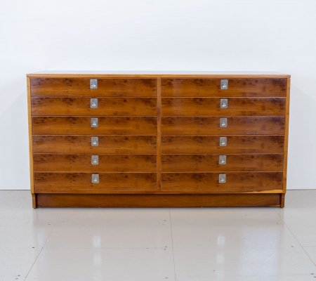 Yew Chest of Drawers by Robert Heritage for Archie Shine, 1960s