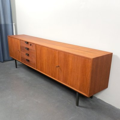 Teak Sideboard by Robin Day for Hille, London England 1950s