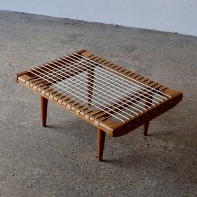 Georges Tigiens Table Bench