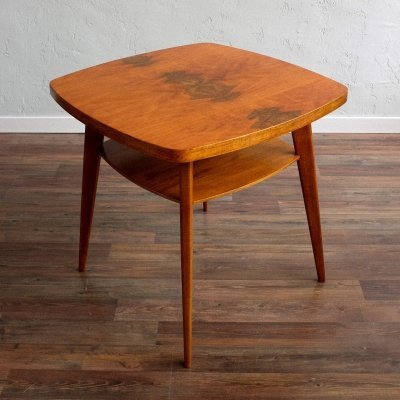 Wooden coffee table, 1950s