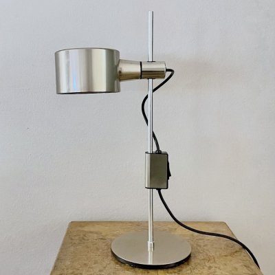 Desk lamp by Ronald Homes for Conelight Limited England, 1970s