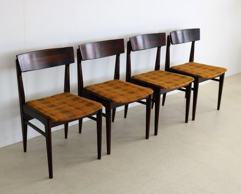 4 x vintage dining chair, 1960s