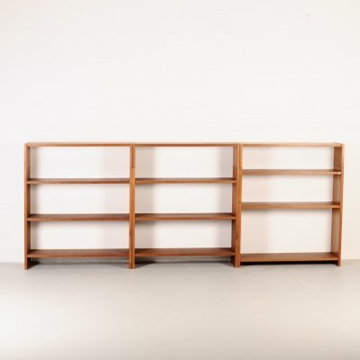 Set of 3 wallunits/ bookshelfs by Poul Cadovius for Mutters-KLM